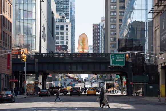 Kapwani Kiwanga, On growth. Courtesy High Line, New York