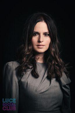 Ivana Lotito, ospite della 32esima puntata di Luce Social Club