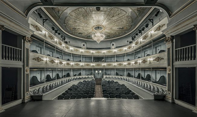 International Photography Awards™:  Jesús M.Chamizo, From the stage. Architecture Photographer Of the Year (Professional)