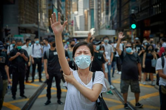 International Photography Awards™:  Kiran Ridley, Pro Democracy Demonstrations, Hong Kong: The Revolution of Our Time. Editorial / Press Photographer Of the Year (Professional)