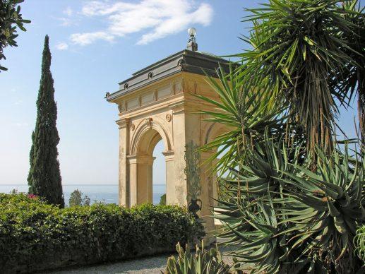 Liguria, Villa Hanbury, photo Daniela Guglielmi