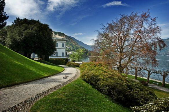 Lombardia, Villa Melzi d'Eril, photo Franco Papetti