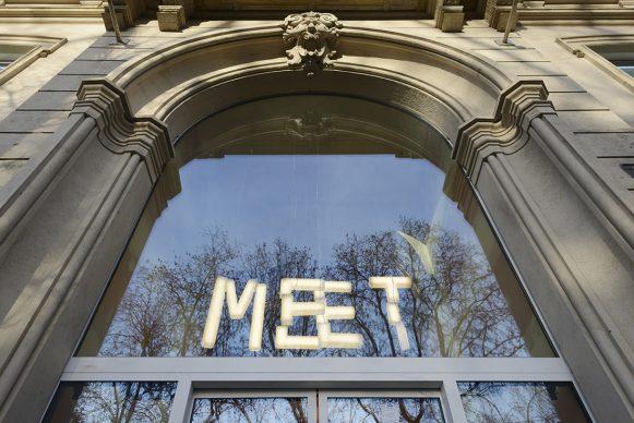 MEET, entrance. Photo credits Michele Nastasi