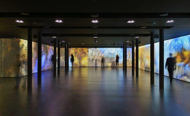 MEET, immersive room. Photo credits Michele Nastasi