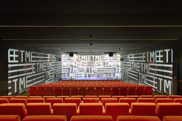 MEET, theater. Photo credits Michele Nastasi