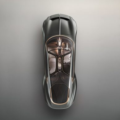 International Photography Awards™:  Mike Dodd, A sustainable future of exquisite luxury mobility. Advertising Photographer Of the Year (Professional)
