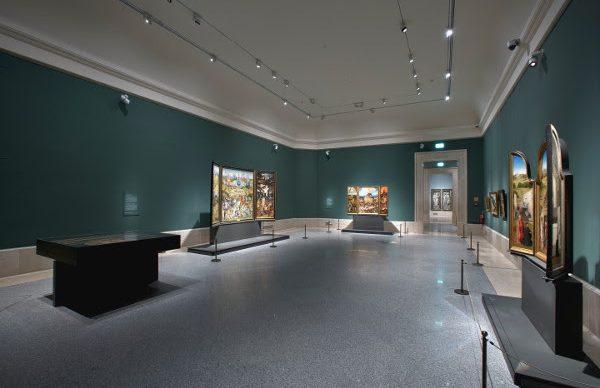 New display of room 56A. Photo © Museo Nacional del Prado