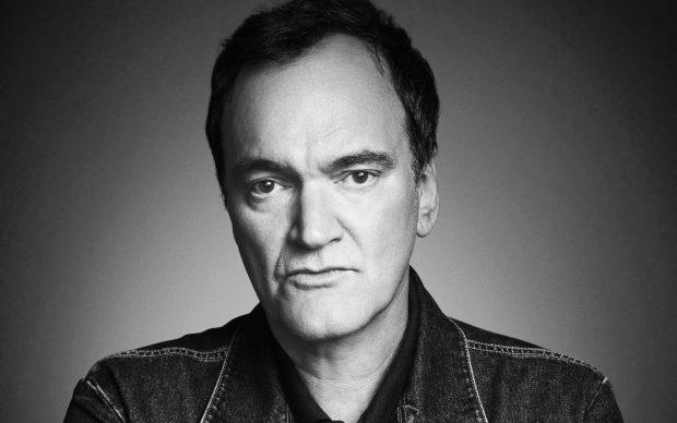 Quentin Tarantino. Photo Art Streiber