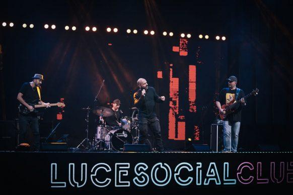 Raiz, ospite del 31esimo episodio di Luce Social Club