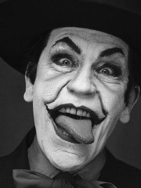 Herb Ritts / Jack Nicholson, London (1988), 2014 b © Sandro Miller / Courtesy Gallery FIFTY ONE, Antwerp