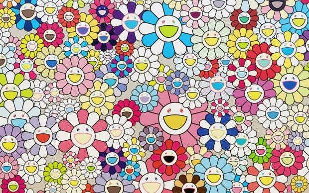Artwork: © Takashi Murakami / Kaikai Kiki Co., Ltd. All Rights Reserved. Photo Kenson Noel