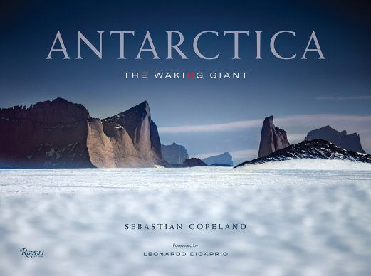 International Photography Awards™:  Sebastian Copeland, ANTARCTICA: The Waking Giant. Book Photographer Of the Year (Professional)