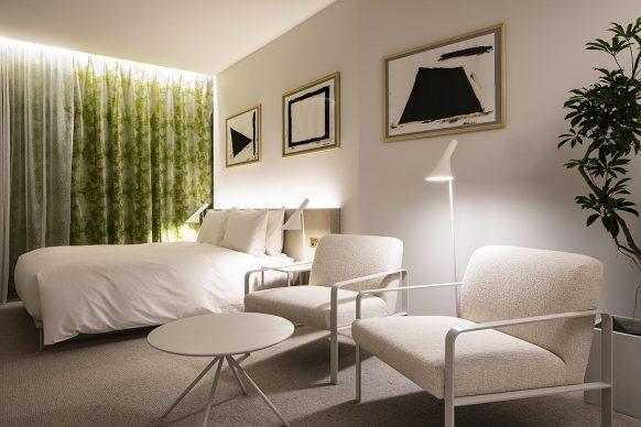 Shiroiya Hotel, Deluxe Room. Photo ®Shinya Kigure