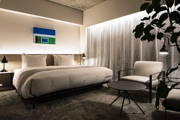 Shiroiya Hotel, Superior Room. Photo®Shinya Kigure