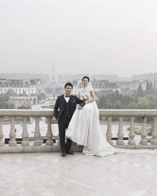 Tianducheng, China. Courtesy François Prost