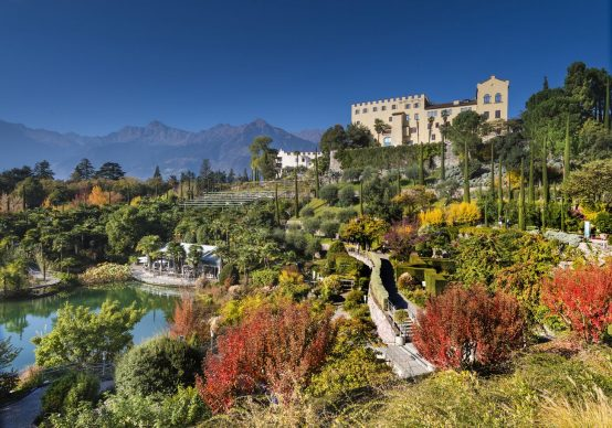 Trentino Alto Adige, Castel Trauttmansdorff, photo Alexander Pichler