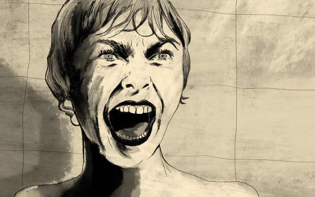 Un fotogramma di This Is Not Psycho di Ambra Garlaschelli. Courtesy l'artista