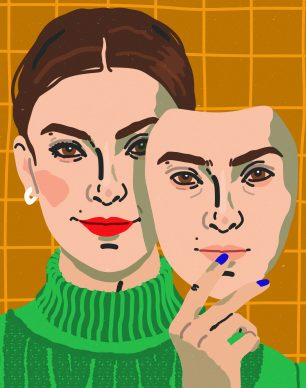 """Una tavola tratta da """"Contro ogni violenza sulle donne"""", di Francesca Sironi e Susanna Gentili, Centauria 2020"""