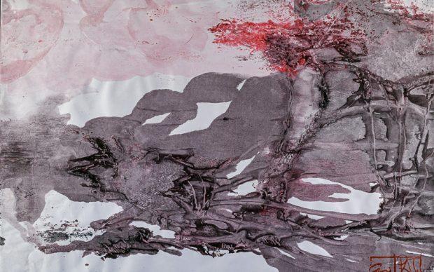 Volontà di ferro n.11 - Prova di autore, Cristiano e Patrizio Alviti, 72x100,5 cm