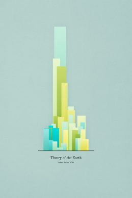 Theory of the Earth. Courtesy Nicholas Rougeux. Via c82.net