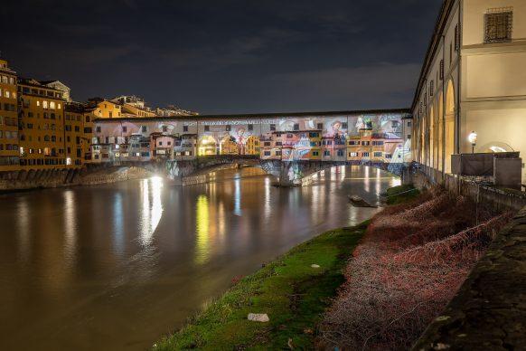 Firenze Light Festival © Nicola Neri
