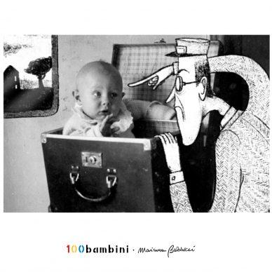 "Un'immaginetratta da ""100bambini"". Courtesy Marianna Balducci"