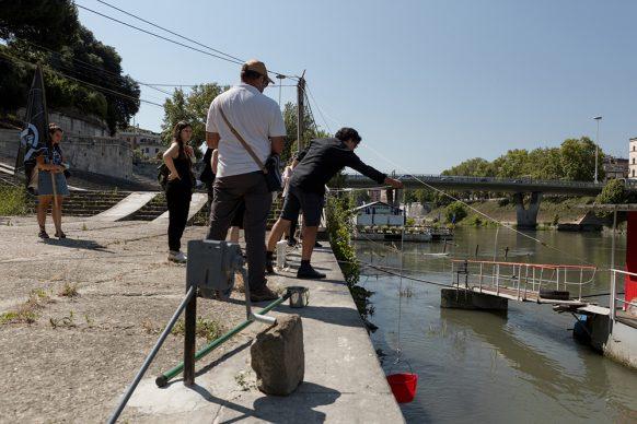 Andreco, Climate Art project. Photo credit Futura Tittaferrante