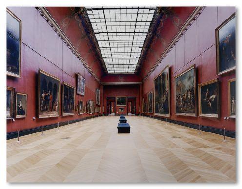 Candida Höfer, Musée du Louvre, Paris XXII, 2005. Estimation: € 20,000-40,000 © Christie's Images Ltd, 2020