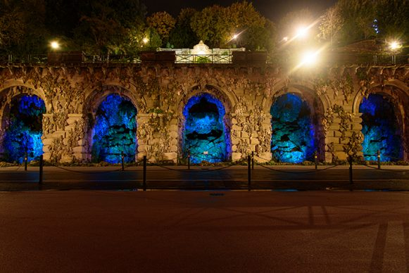 Firenze Light Festival. Foto Silfi Spa