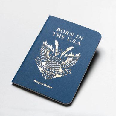 Passport Pockets: Music Edition ‒ Notebooks, courtesy Dorothy