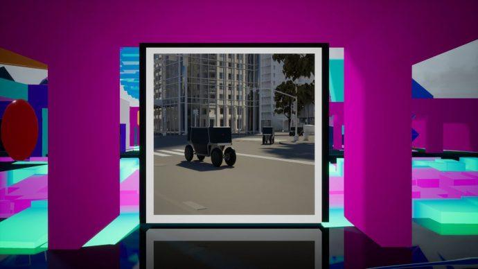 Tribe veicolo modulare per la mobilità urbana (Product Design). Courtesy IED