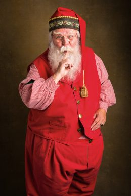 We Are Santa. Portraits and Profiles by Ron Cooper (Princeton Architectural Press). Image © 2021 Ron Cooper