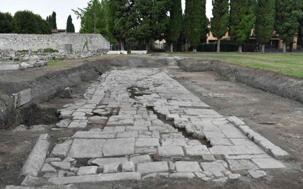 aquileia scoperta piazza università verona