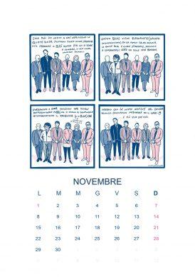 Il calendario 2021 di Cristina Portolano