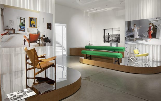 Home Stories: 100 Years, 20 visionary Interiorss © Vitra Design Museum, photo: Ludger Paffrath