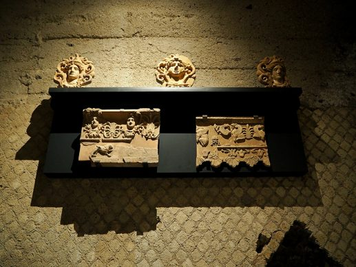 Antiquarium di Pompei, Parco Archeologico di Pompei. Vista dell'allestimento museale. Photo © Mina Grasso