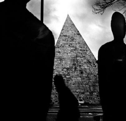 Angelo Turetta, Roma - Piramide