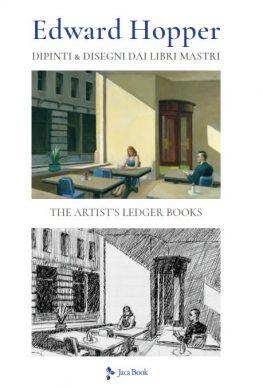 Edward Hopper. DIpinti e disegni dai libri mastri (Jaca Book, 2020). Copertina