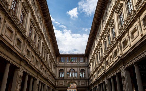 Gallerie degli Uffizi, Firenze. Photo by Matt Twyman on Unsplash
