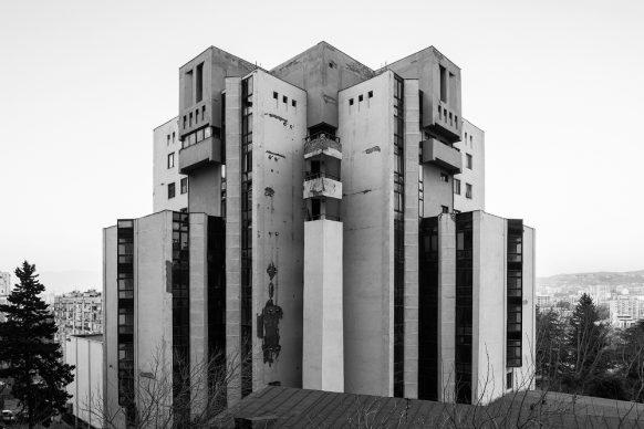 Institute of Physiology by V. Gelashvili, T. Todradze, D. Kostovi, D. Tevdoradze, O. Panozashvili, 1986. Stefano Perego, © Blue Crow Media