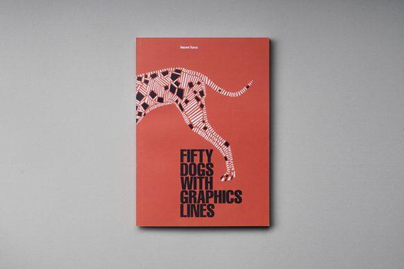 Il libro Fifty dogs with graphic lines pubblicato da Ost-design, 2020