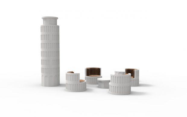 Pisa. Courtesy Yongwook Seong