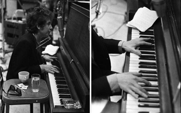Registrazione delle Waltz Version (New York, Studio A, 15 giugno 1965). Photo Don Hunstein © Sony Music Entertainment