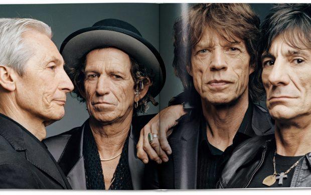 Reuel Golden, The Rolling Stones. Updated Edition. Courtesy Taschen