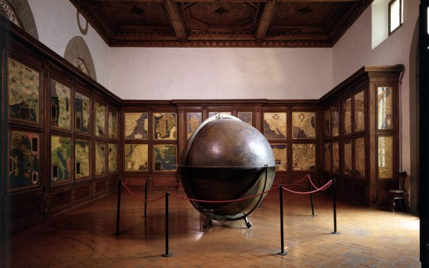 Sala della Guardaroba, Palazzo Vecchio. Per gentile concessione del Comune di Firenze