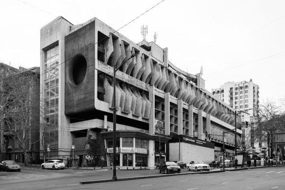 Technical Library by G. Bichiashvili, 1985. Stefano Perego, © Blue Crow Media