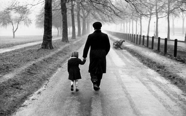 St. James's Park, Londra, 1952. © Elliott Erwitt / Magnum Photos/ Contrasto