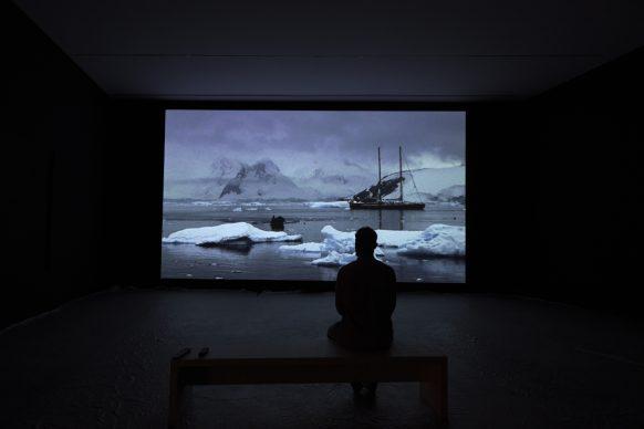 A Journey that Wasn ́t, 2005, Pierre Huyghe. © Joaquín Cortés / Helga de Alvear Museum