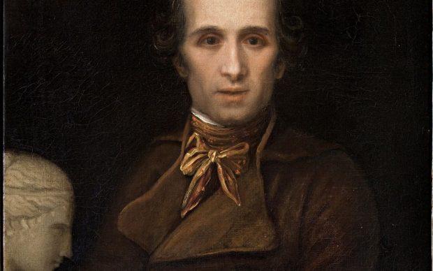 Antonio Canova, Autoritratto come scultore. Courtesy Museo Canova, Possagno