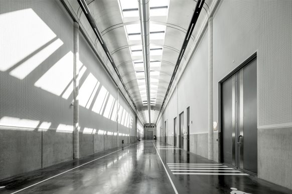 Boulevard des oeuvre du CCL © Architecte RSHP. Photo Danica O Kus